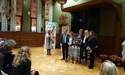 Presentatieprijs INOP Groningen